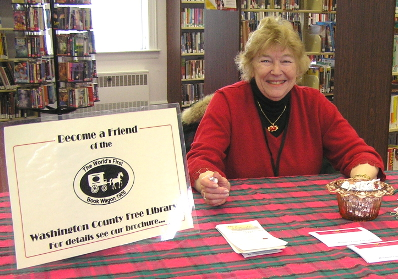 Friends of WCFL sign up event 2