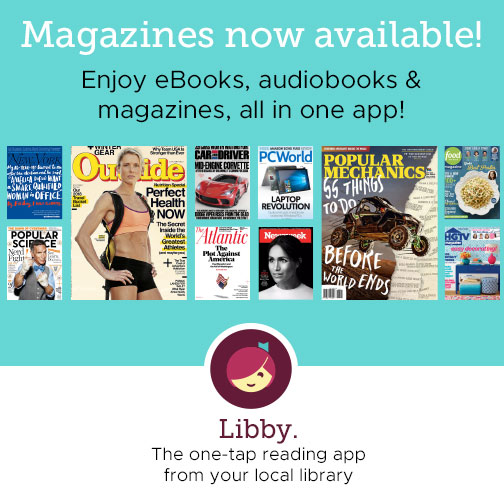Magazines from Overdrive