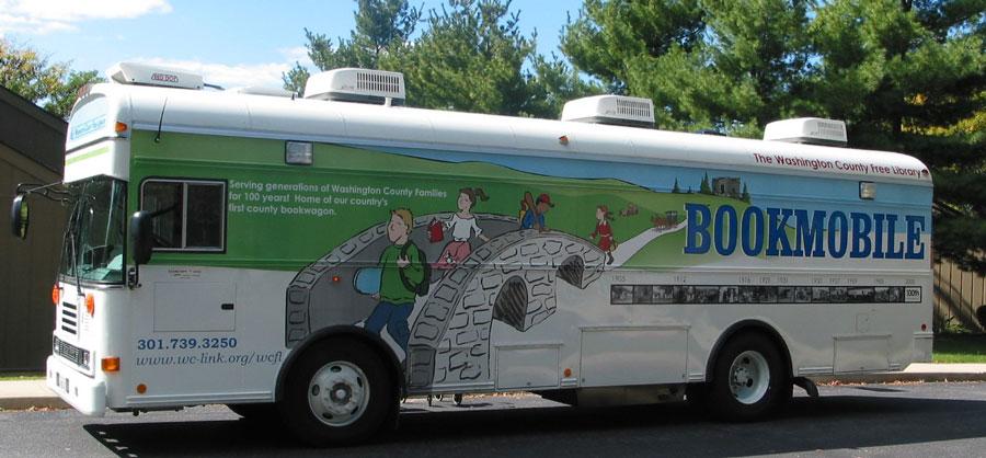 Washington County Bookmobile
