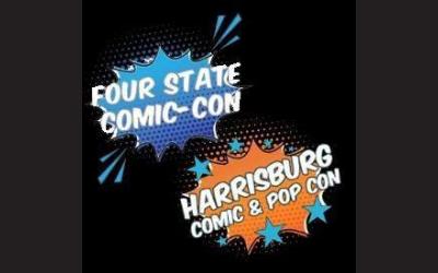 Four State Comic Con Harrisburg Comic and Pop Con