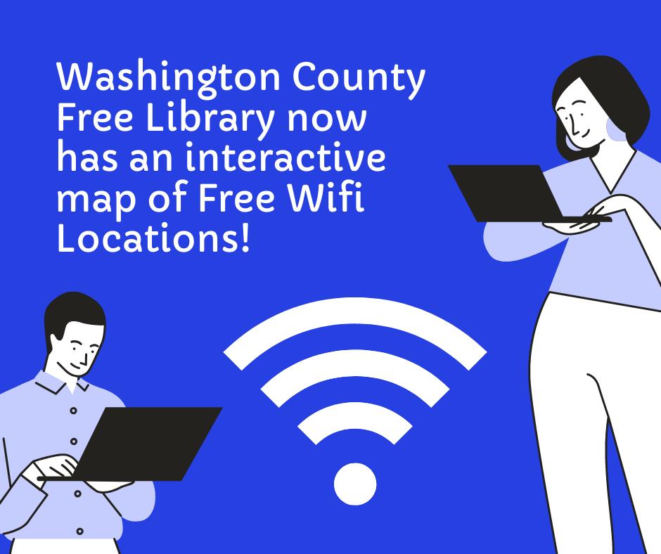 Interactive Wifi  Map