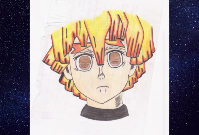 Image of anime - Kenitsu by Mary-Jo M