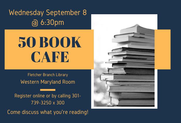 50 Book Cafe