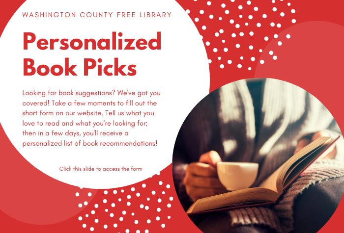 Personalized Book Picks