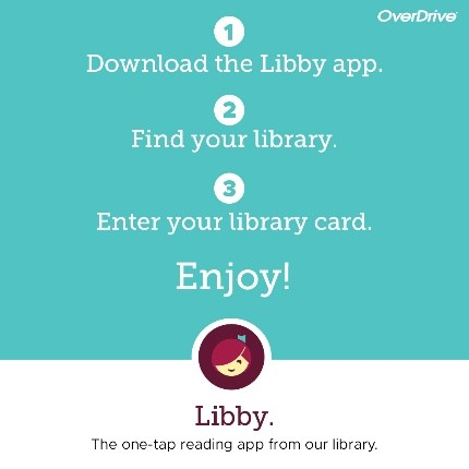 Libby download help icon graphic