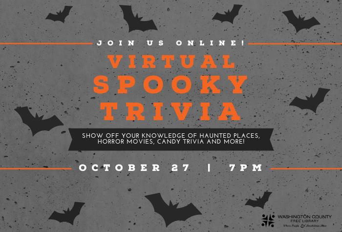 Virtual Spooky Trivia