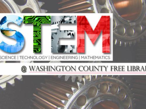 Children's STEM programs @ WCFL