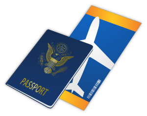 Passport - photo credit: OpenClipart.org