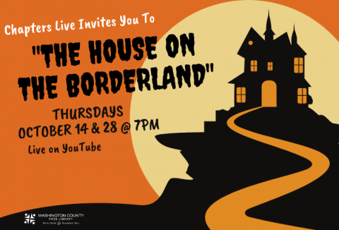 Chapters Live House on the Borderland
