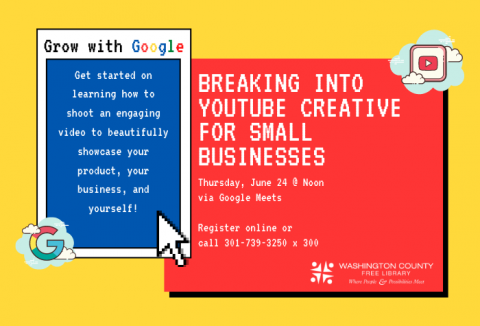Grow with Google - Youtube Creative