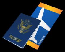 Passport - photo credit: OpenClipart.org