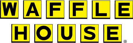 Waffle House block text logo